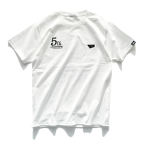 5th Anniversary Limited Tee【White】