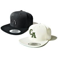 CA 3D Logo Flat Visor Cap