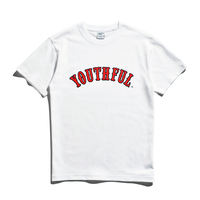 City Logo Tee / White