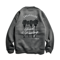 L.A Good Feeling Crewneck Sweatshirt