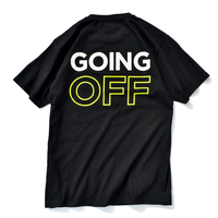 Going Off Tee【Black】