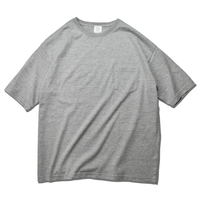 Big Silhouette Pocket Tee / Gray