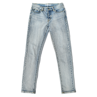 YS201  Vintage Wash Stretch  Denim Pants