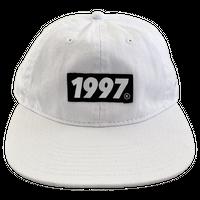 1997 BOX LOGO WHITE JET CAP