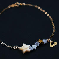 ★~shooting star bracelet