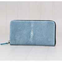 藍染《長財布:ルーナ》