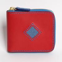 ファスナー折財布:ロードストン