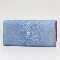 ブルー・キャメル《長財布:アウロラ》