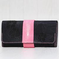 ピンク《長財布:アマテラス》※一点物