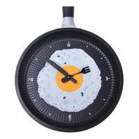 ありそうでなかった!!フライパン型の壁時計 目玉焼き付き🍳