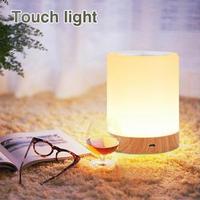 タッチすると6色に変わる 充電式Led 常夜灯やテーブルベッドサイド