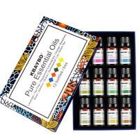 エッセンシャルオイル_12種類の香りセット