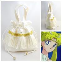 プリンセスセレニティ風巾着バッグ
