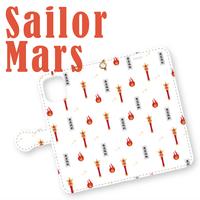 手帳型スマホケース[Mars]