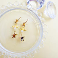 ピアス・イヤリング[Star lights]