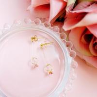 ピアス・イヤリング[Engagement ring]