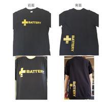 BATTERYオフィシャルTシャツ