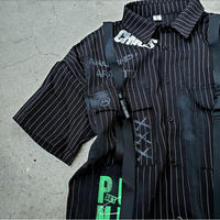 Punk-ANARCHY-Shirt(short SP)