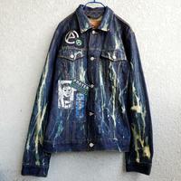 Paint -G-Jacket (blue)