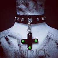 Black CRS Choker