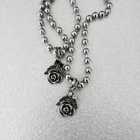 Rose Ballchain Necklace