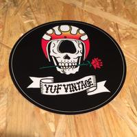 YUF  vintage  ステッカー