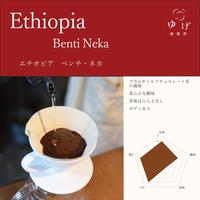 エチオピア ベンチ・ネカ 500g(250g×2)