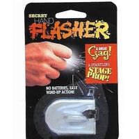 手から火花が飛び散る「ハンド・フラッシャー」【M59032】Hand Flasher by Loftus