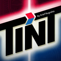 ティント【M63006】TINT (Blue to Red/Gimmicks and Online Instructions) by Arief Nugroho