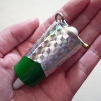 メタル・アピアリング・ケーン(グリーン)【G0767】Appearing Cane  Metal (Green)