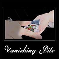 超変わり種のビジュアル現象「バニシング・パイル」/Vanishing Pile
