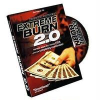 エクストリームバーン2.0<複数紙幣の瞬間変化>【Y0063】Extreme Burn 2.0