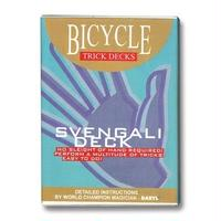 スベンガリデック<バイスクル版>【M38163】【M38183】Svengali Deck Bicycle