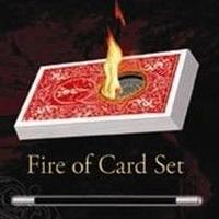 ファイヤー・オブ・カードセット【G0298】Fire Card Set