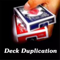 ビジュアルなケース増殖「デック・デュプリケーション」/Deck Duplication