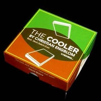 クーラー<精巧なギミックによるデックスイッチ>【D3003】The Cooler by Christian Engblom