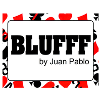 ブラフ【M62800】BLUFFF (Baby to Brad Pitt) by Juan Pablo Magic
