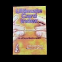 アルティメットカードインデックス【G0853】Ultimate Card Index