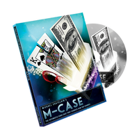 M-ケース【Y0206】M-Case (DVD and Gimmick) Mickael Chatelain