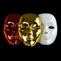 ゴーストマスク【M0020】Ghost Mask