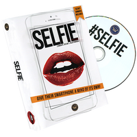 セルフィー<スマートフォンで演じる念力マジック>【X55621】SELFIE by Simon R. Stefan & Alex Pandrea
