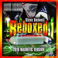 リボックスド2018【M63212】【M63213】Reboxed 2018 Magnetic Version