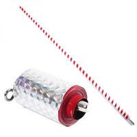 メタル・アピアリング・ケーン(紅白)【G0770】Appearing Cane  Metal(Red White)