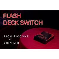 フラッシュデックスイッチ【X1000】Flash Deck Switch