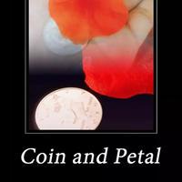 コインが花びらに変化する幻想マジック「コイン&ペタル」/coin&petal Petal to coin