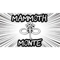 ステージモンテの決定版「マンモス・モンテ」【M0905】Mammoth Monte