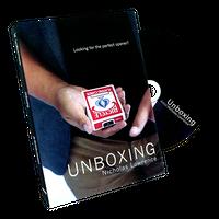 アンボクシング【M54923】Unboxing by Nicholas Lawrence and SansMinds
