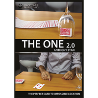 ザ・ワン2.0【X1005】The One 2.0 by Anthony Stan and Magic Smile productions
