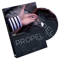 プロ・ペル<書いたインクが移動していく>【X53994】Propel (DVD and Gimmick) by Rizki Nanda and SansMinds