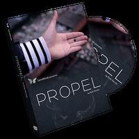 プロ・ペル<書いたインクが移動していく>【X53994】Propel (DVD and Gimmick) by Rizki Nanda and SansMinds